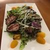 Smoked And Pastrami Duck Salad • เนื้อเป็ดแห้งมาก ที่ ร้านอาหาร Arno's Steaks Burgers Beers The EmQuartier