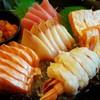 ท็อปสุด เด็ดสุด ครบทุกอย่างที่เป็นไฮไลต์ Hamachi, Botan Ebi, Toro Salmon, Akami,